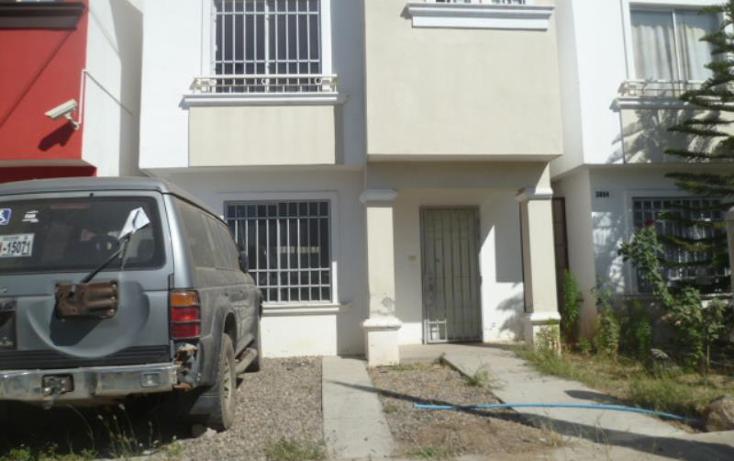Foto de casa en venta en  3810, real de santa fe, culiac?n, sinaloa, 1765786 No. 01