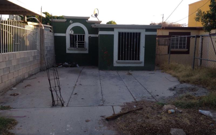 Foto de casa en venta en  3816, villa florida, mexicali, baja california, 2039646 No. 01