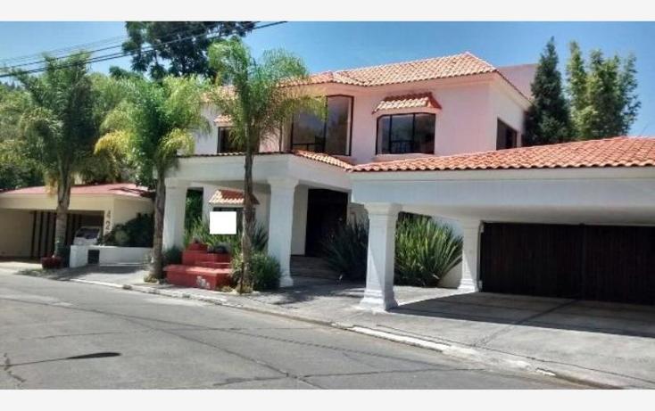 Foto de casa en venta en  384, club campestre, morelia, michoac?n de ocampo, 1701844 No. 01