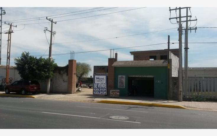 Foto de terreno comercial en venta en  3842, los magueyes, san luis potosí, san luis potosí, 794195 No. 01