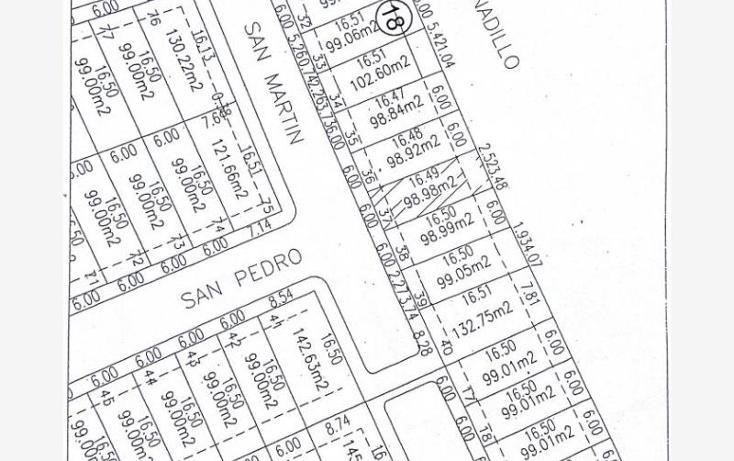 Foto de terreno habitacional en venta en  3848, real del valle, mazatlán, sinaloa, 1335483 No. 05