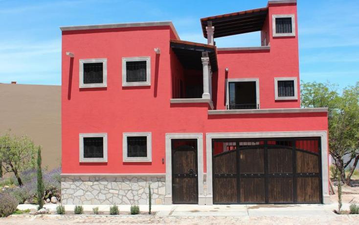 Foto de casa en venta en  39, el paraiso, san miguel de allende, guanajuato, 1906446 No. 01