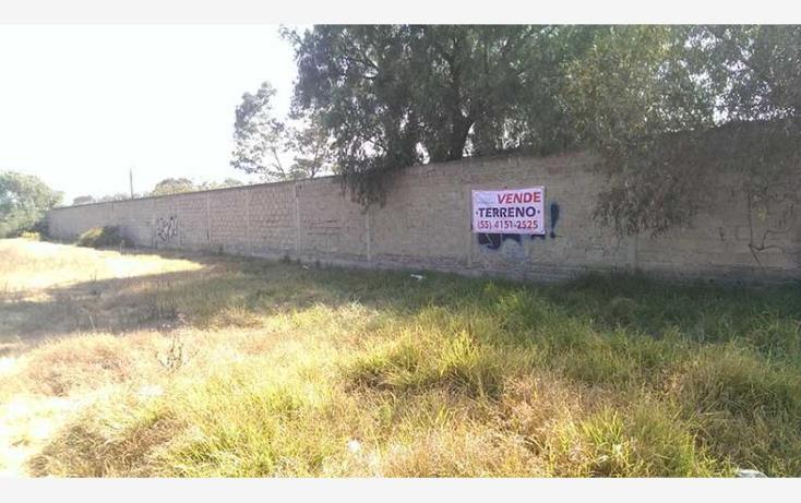 Foto de terreno habitacional en venta en  39, independencia, tultitlán, méxico, 1608520 No. 03