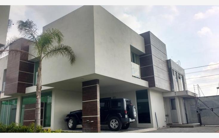 Foto de casa en venta en libertad 39, llano grande, metepec, méxico, 2662317 No. 01