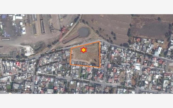 Foto de terreno habitacional en venta en  39, san francisco tlaltenco, tláhuac, distrito federal, 1902930 No. 01