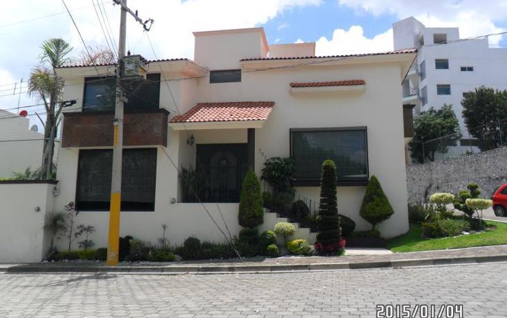 Foto de casa en venta en  3912, la providencia, puebla, puebla, 1537538 No. 01