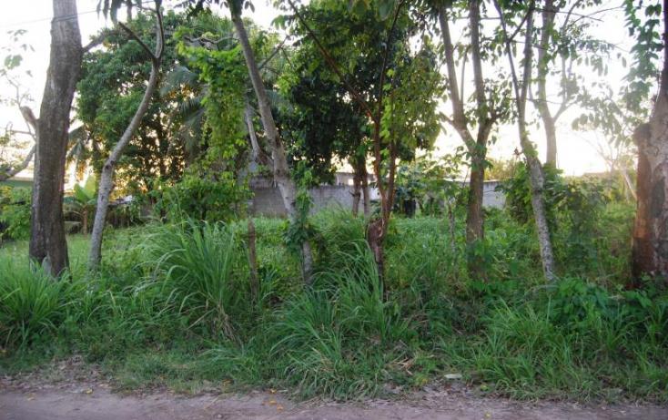 Foto de terreno habitacional en venta en  395,000 terreno privada los amigos del tio lolo la lima, la parrilla 2a secc la lima, centro, tabasco, 910355 no 01