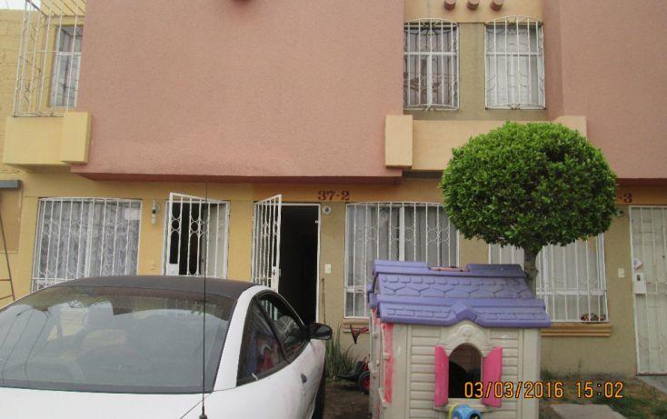 Foto de casa en renta en 3a cerrada de bosques de puebla mz 100 l 37 2, ampliación margarito f ayala, tecámac, estado de méxico, 1707382 no 02