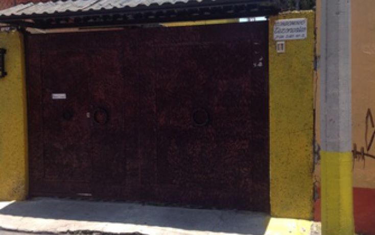 Foto de casa en venta en 3a cerrada de ejido 15 2, san francisco culhuacán barrio de san juan, coyoacán, df, 1705550 no 01