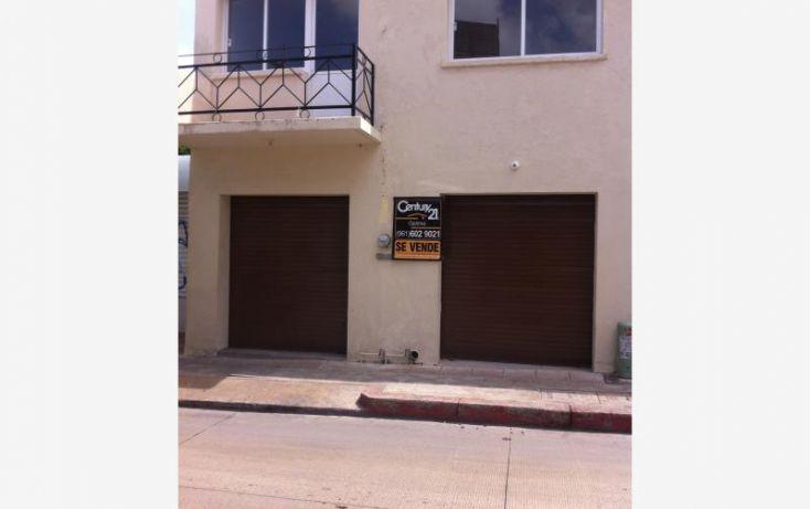 Foto de edificio en venta en 3a poniente entre 1a y 2a norte 228, santo domingo, tuxtla gutiérrez, chiapas, 1410031 no 01