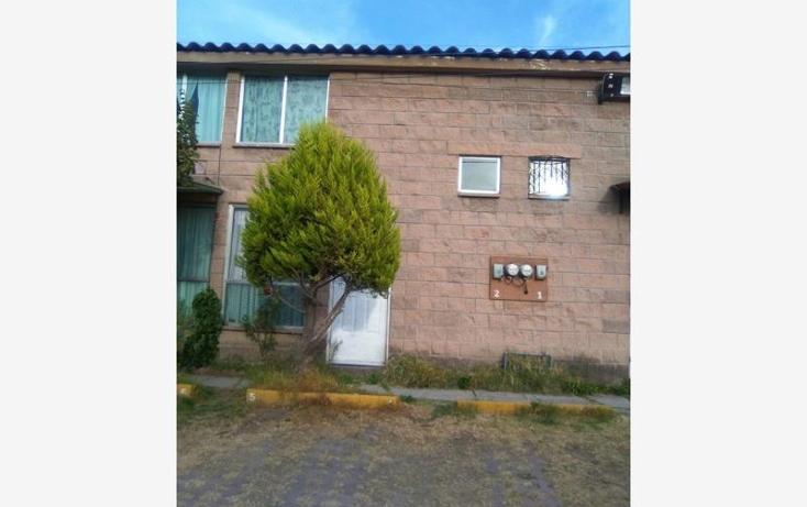 Foto de casa en venta en 3er retorno oriente canosas viv. 2 cond. 54 manzana 42, coacalco, coacalco de berrioz?bal, m?xico, 1932532 No. 01