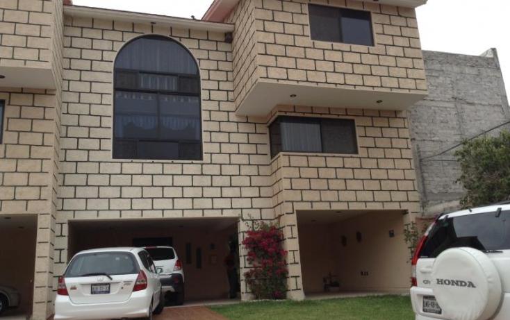 Foto de casa en venta en 3ra cerrada de los arcos 12, loma dorada, querétaro, querétaro, 522955 no 01