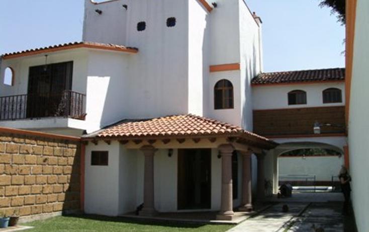 Foto de casa en venta en  , las granjas, cuernavaca, morelos, 1768136 No. 01