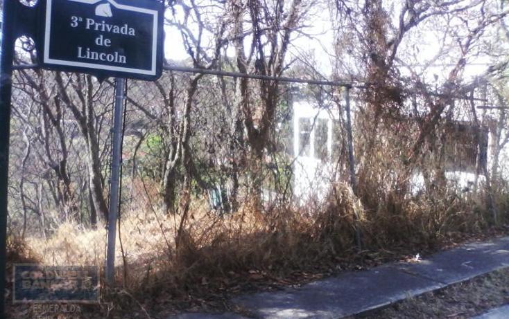 Foto de terreno habitacional en venta en  lote 21, condado de sayavedra, atizapán de zaragoza, méxico, 1800697 No. 01