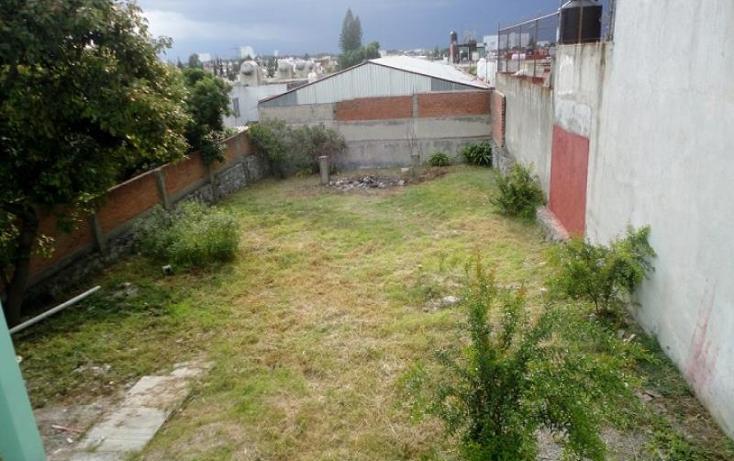 Foto de casa en venta en  3rasecc., bugambilias, puebla, puebla, 988175 No. 18
