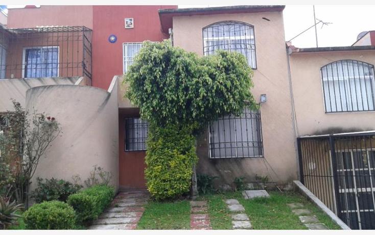 Foto de casa en venta en  4, bellavista, cuautitl?n izcalli, m?xico, 1423769 No. 01
