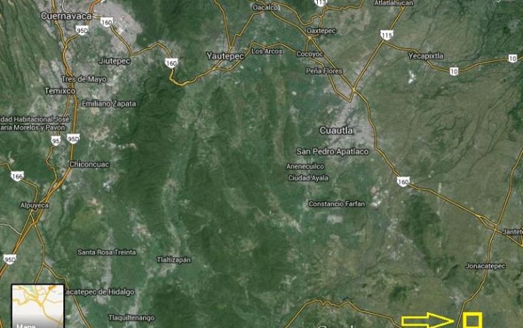 Foto de terreno comercial en venta en  4, buenos aires, tepalcingo, morelos, 482203 No. 03