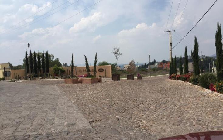 Foto de terreno habitacional en venta en  4, centro, san miguel de allende, guanajuato, 1807268 No. 02