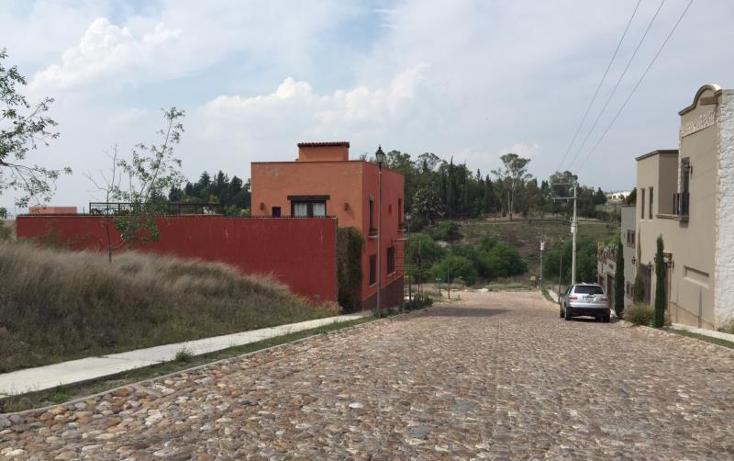 Foto de terreno habitacional en venta en  4, centro, san miguel de allende, guanajuato, 1807268 No. 03