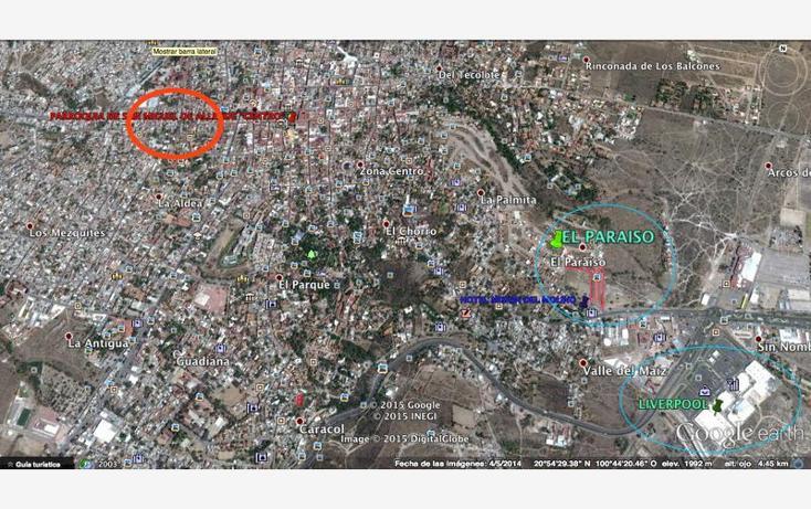 Foto de terreno habitacional en venta en  4, centro, san miguel de allende, guanajuato, 1807268 No. 05