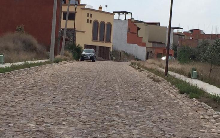 Foto de terreno habitacional en venta en  4, centro, san miguel de allende, guanajuato, 1807268 No. 06