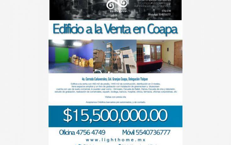 Foto de casa en venta en 4 cerrada de cañaverales 12, magisterial, tlalpan, df, 1764608 no 01