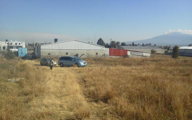 Foto de terreno industrial en venta en  4, cuautlancingo, puebla, puebla, 375553 No. 01