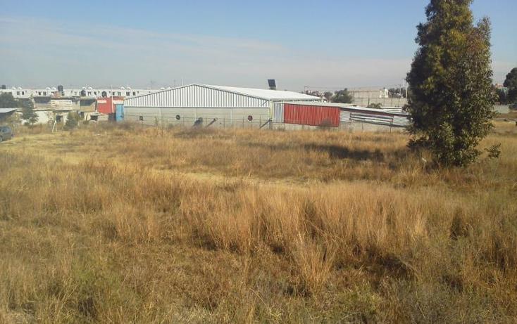 Foto de terreno industrial en venta en  4, cuautlancingo, puebla, puebla, 375553 No. 02
