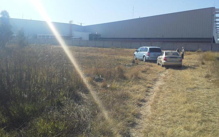 Foto de terreno industrial en venta en  4, cuautlancingo, puebla, puebla, 375553 No. 03