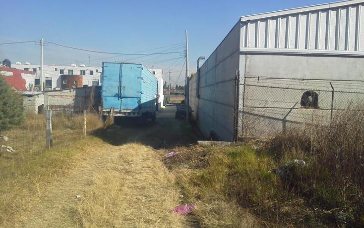 Foto de terreno industrial en venta en  4, cuautlancingo, puebla, puebla, 375553 No. 04