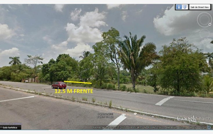 Foto de terreno habitacional en venta en  4, cunduacan centro, cunduac?n, tabasco, 1342585 No. 03