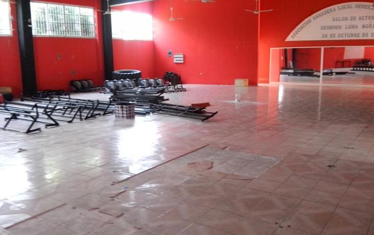 Foto de bodega en renta en  4, cunduacan centro, cunduacán, tabasco, 1807370 No. 04