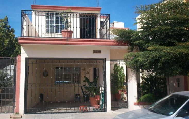 Foto de casa en venta en  , 4 de marzo, culiac?n, sinaloa, 1837502 No. 01