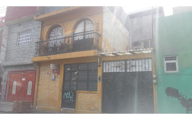 Foto de casa en venta en  , 4 de marzo, morelia, michoacán de ocampo, 1864756 No. 01