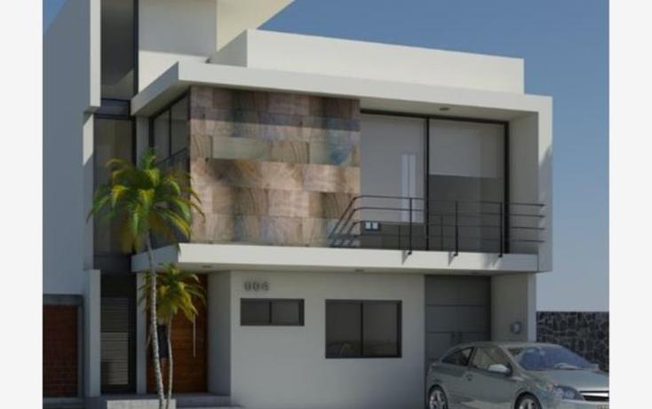Foto de casa en venta en  4, del pilar residencial, tlajomulco de zúñiga, jalisco, 829983 No. 01