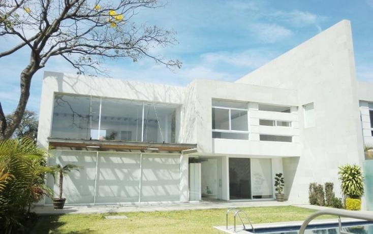 Foto de casa en venta en  4, delicias, cuernavaca, morelos, 396687 No. 01