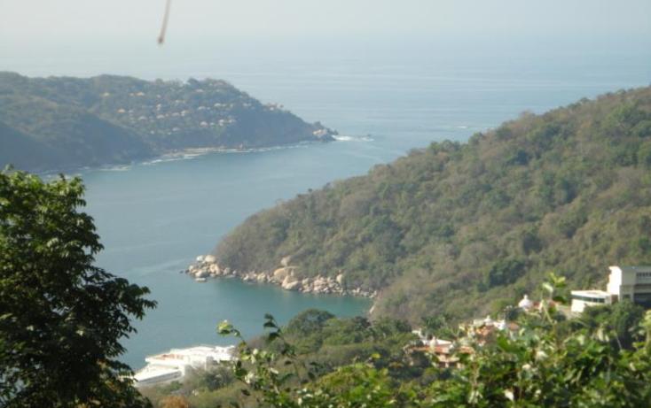 Foto de terreno habitacional en venta en  4, el glomar, acapulco de ju?rez, guerrero, 898935 No. 01