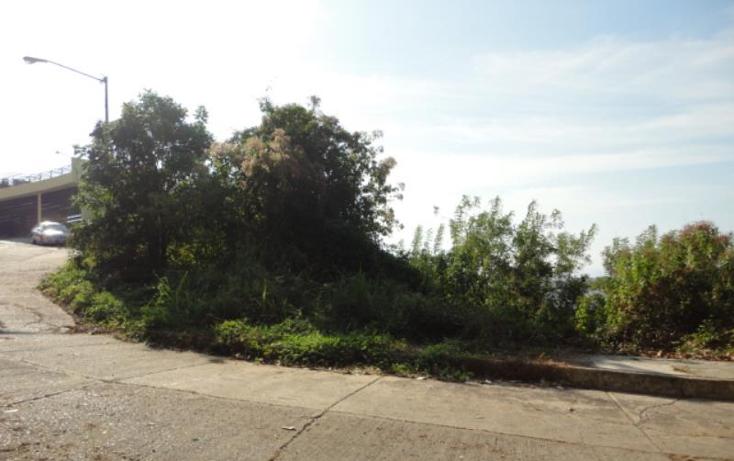 Foto de terreno habitacional en venta en  4, el glomar, acapulco de ju?rez, guerrero, 898935 No. 02