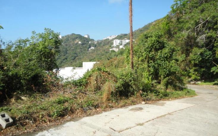 Foto de terreno habitacional en venta en  4, el glomar, acapulco de ju?rez, guerrero, 898935 No. 03