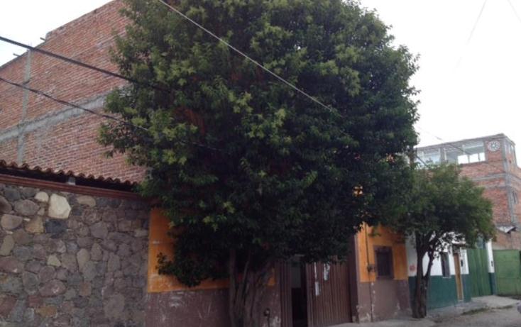 Foto de casa en venta en  4, guadalupe, san miguel de allende, guanajuato, 679625 No. 18