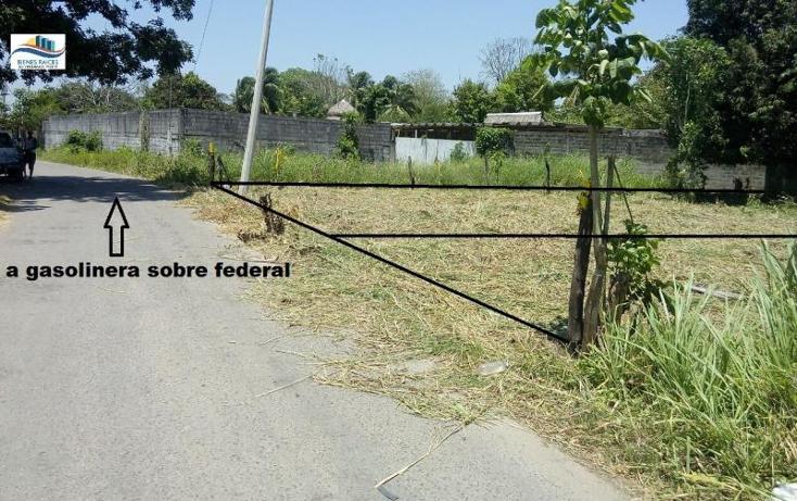 Foto de terreno habitacional en venta en  4, huimanguillo centro, huimanguillo, tabasco, 1784450 No. 01