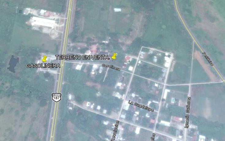 Foto de terreno habitacional en venta en  4, huimanguillo centro, huimanguillo, tabasco, 1784450 No. 02