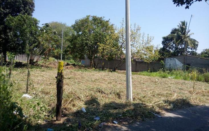 Foto de terreno habitacional en venta en  4, huimanguillo centro, huimanguillo, tabasco, 1784450 No. 04