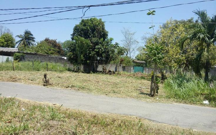 Foto de terreno habitacional en venta en  4, huimanguillo centro, huimanguillo, tabasco, 1784450 No. 06