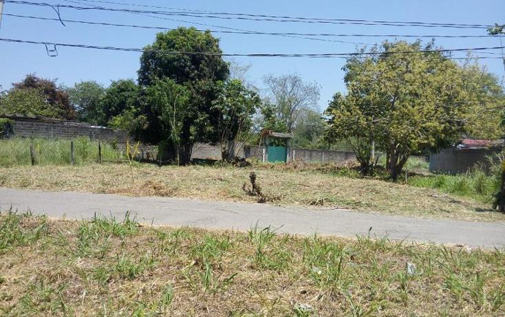 Foto de terreno habitacional en venta en  4, huimanguillo centro, huimanguillo, tabasco, 1784450 No. 07