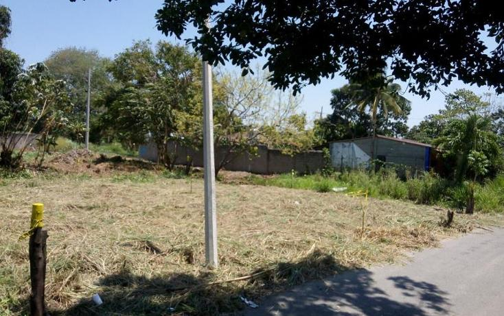 Foto de terreno habitacional en venta en  4, huimanguillo centro, huimanguillo, tabasco, 1784450 No. 08