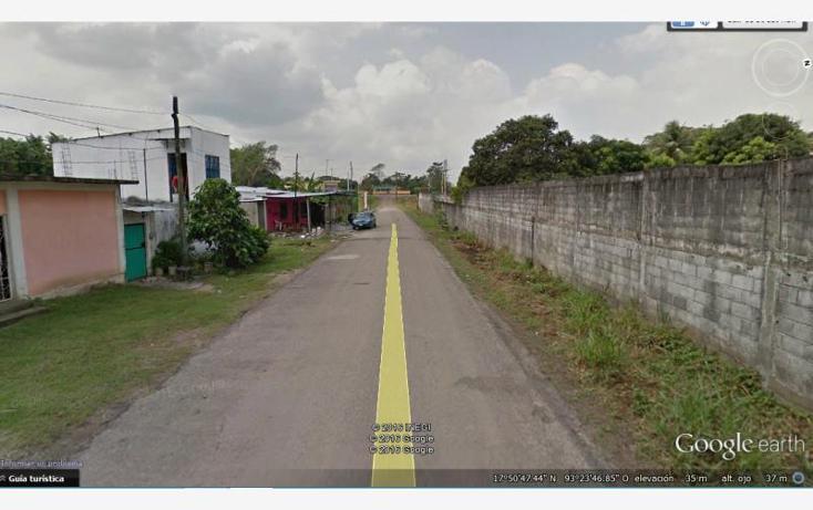 Foto de terreno habitacional en venta en  4, huimanguillo centro, huimanguillo, tabasco, 1784450 No. 09