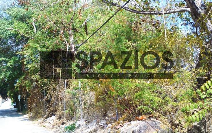 Foto de terreno habitacional en venta en  4, lomas de costa azul, acapulco de juárez, guerrero, 1726494 No. 01