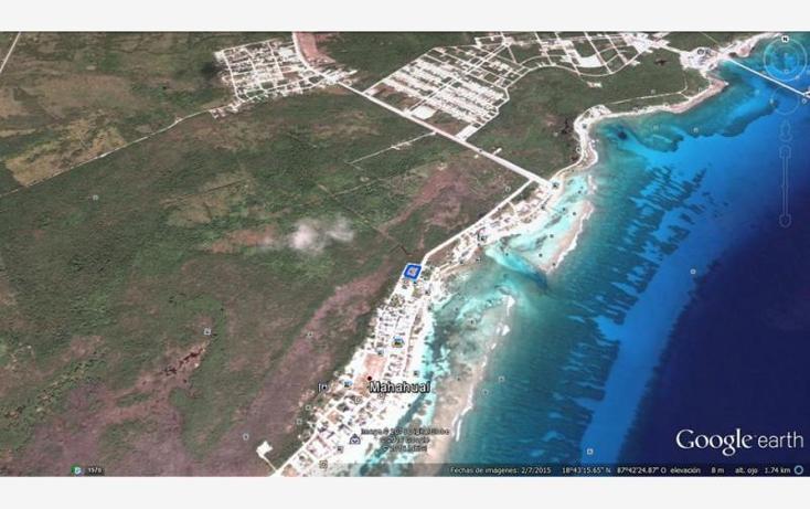 Foto de terreno comercial en venta en  4, mahahual, othón p. blanco, quintana roo, 1807438 No. 01