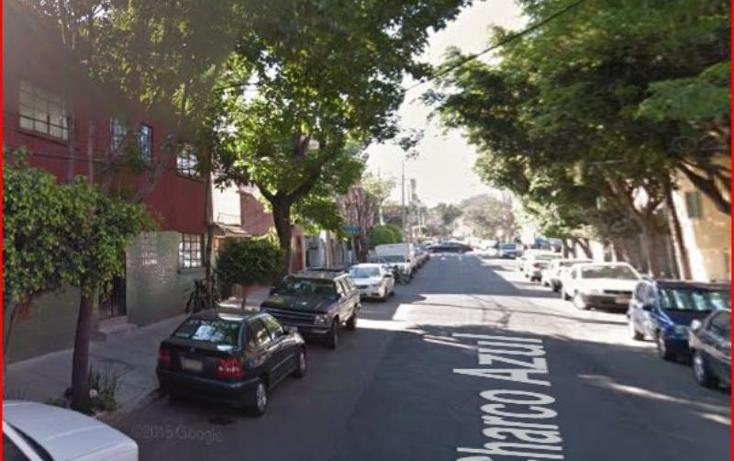 Foto de casa en venta en  4, mixcoac, benito ju?rez, distrito federal, 1977884 No. 01